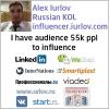 Business influencer russian KOL Russia