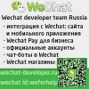 Wechat developer вичат девелопер разработчик