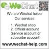 Wechat helper wechat help
