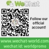 Wechat world web site about app Wechat messenger