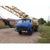 Автокран МАЗ 5434 1990 г