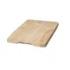 Деревянные буковые кухонные лопатки для сковородок.
