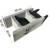 Бетонный Блок Несъемной Опалубки 500х200х300 мм
