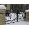 Кованые ворота,  художественная ковка.  Екатеринбург 8912034889.