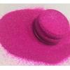 Флуоресцентный глиттер неоновый розовый
