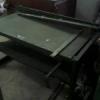 Гильотина для порезки металлической сетки
