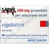 Доставка лекарств Сабрил гранулы Киев