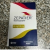 Предлагаем Зепатиер (Zepatier)  Elbasvir/grazoprevir компании MSD