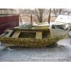 Моторная лодка Касатка-325