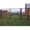 Металлические садовые ворота от производителя с доставкой