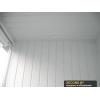 Обшивка сайдингом панели пвх, потолки, стены и многое другое