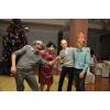 Дед Мороз и программа развлечения гостей.