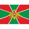 Флаг Пограничника в Москве