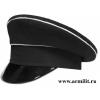 Фуражка ВМФ черная кадет