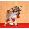 Голые и пуховые щенки китайской хохлатой собачки