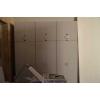 Шкафы офисные серые 7 секций