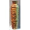 Шоколадная стружка,  Тигрица  - напольные вазы для офиса,  дома