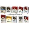 Сигареты из Америки и Европы