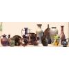 Вазы напольные Венге,  Этно,  Египет,  предметы интерьера