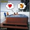 Водонагреватель для бассейна-согреет в холода зимой!