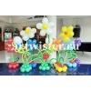 Оформлеие воздушными шарами детских праздников