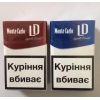 Сигареты мелким и крупным оптом LD и LD Monte Carlo красные и синие (3