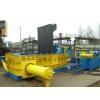 Пресс пакетировочный Y83RU-250 для металлолома