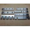 Производство ножей для гильотин,  дробилок,  шредеров.
