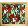 Художественные витражи и мозаика из стекла