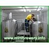 Минипивоварня до 1800 литров пива в неделю