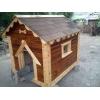 Изготовление будок,  домиков,  вольеров для собак