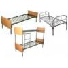 Металлические кровати эконом класса,   двухъярусные кровати