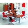 Проектирование офиса,  удобная мебель для персонала.