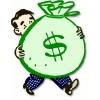 Обналичивание денег.